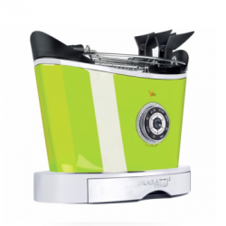 Casa Bugatti VOLO INDIVIDUAL Toster - Swarovski - Zielony