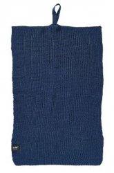 ZONE Denmark KITCHEN Ścierka - Ręcznik Kuchenny 50x38 cm Granatowy