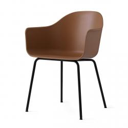 Menu HARBOUR Krzesło - Rama Czarna/Siedzisko Khaki