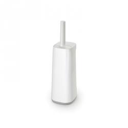 Joseph Joseph FLEX Szczotka Toaletowa do WC z Pojemnikiem na Detergent - Szara