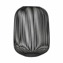 Blomus LITO Lampion - Świecznik 45 cm Czarny