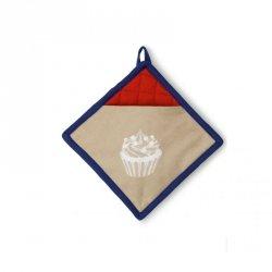 Kela FRIDA Uchwyt do Gorących Naczyń - Cupcake