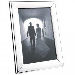 Georg Jensen MODERN Stalowa Ramka do Zdjęć 13x18 cm
