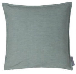 Sodahl BASIC MELANGE Poduszka Dekoracyjna 45x45 cm Zielona Tea Green