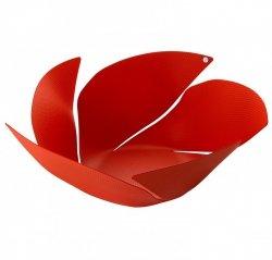 Alessi TEXTURE Misa na Owoce Twist Again - Czerwona