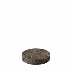 Blomus PESA Taca - Podstawka Marmurowa 11 cm Brązowy Marmur