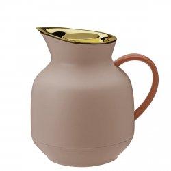 Stelton AMPHORA Termos do Herbaty 1 l Brzoskwiniowy