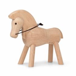 Kay Bojesen HORSE Drewniana Figurka Konik - Jasny