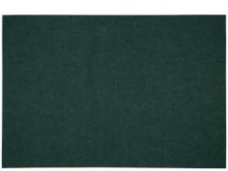 Sodahl FELT Filcowa Podkładka na Stół 48x33 cm Ciemnozielona - Deep Green