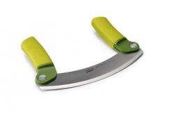 Joseph Joseph MEZZALUNA Składany Nóż do Siekania Ziół - Zielony
