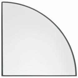 Aytm UNITY Lustro Ścienne 25 cm Zielone