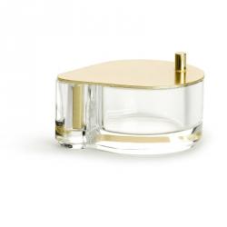 Sagaform WINTER Świecznik Tealight - Złoty