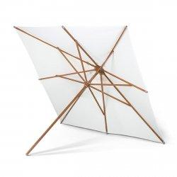 Skagerak MESSINA Parasol Ogrodowy 270x270 cm Drewno Meranti