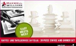 East Meets West - Zestaw Kawowy dla 4 Osób
