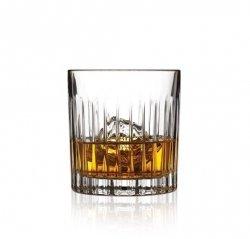 Lyngby Glass MAYFAIR Kryształowe Szklanki do Whisky, Drinków 360 ml 2 Szt.