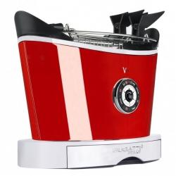 Casa Bugatti - Luksusowy Toster VOLO Czerwony
