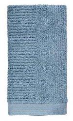 ZONE Denmark CLASSIC Ręcznik 100x50 cm Niebieski Blue Fog