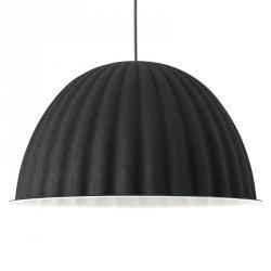 Muuto UNDER THE BELL Lampa Wisząca 55 cm Czarna