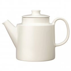 Iittala TEEMA Dzbanek do Herbaty 1 l Biały