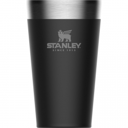 Stanley ADVENTURE KubekTermiczny Otwarty 0,47 l Czarny