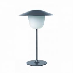 Blomus ANI Bezprzewodowa Lampa LED 2w1 Stołowa/Wisząca 33 cm Warm Gray