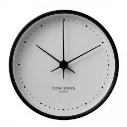 Georg Jensen KOPPEL Zegar Ścienny 22 cm Czarny