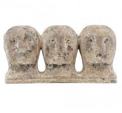 House Doctor ANCIENT Rzeźba Dekoracyjna - Głowa