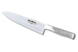 GLOBAL - Japoński Nóż Szefa Kuchni 21 cm GF-33