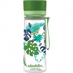 Aladdin AVEO Butelka do Wody 0,35 l Zielona