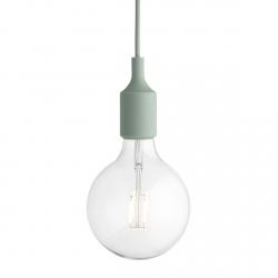 Muuto E27 Lampa Żarówka LED Jasnozielona