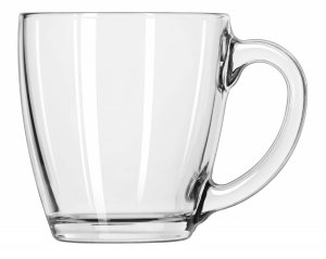 Libbey BIG MUG Kubek Szklany 450 ml