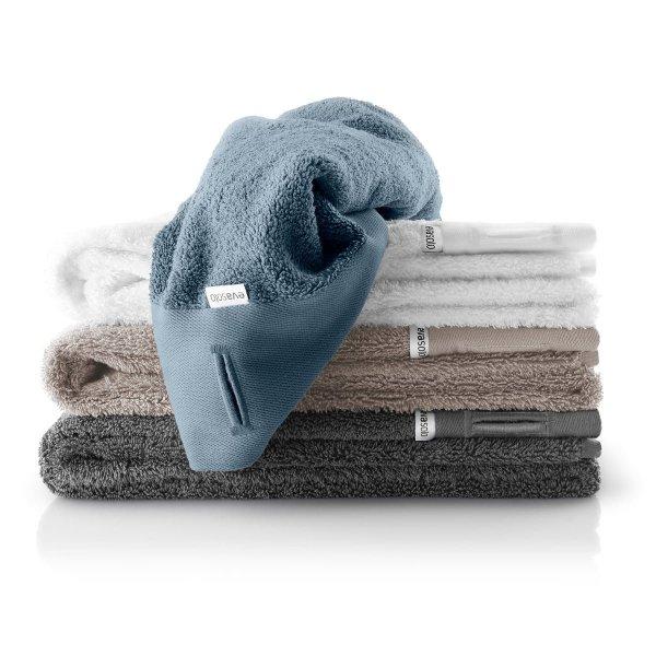 Eva Solo BATH Ręcznik do Rąk 50x100 cm Jasnoszary
