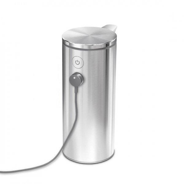 Simplehuman - Automatyczny Dozownik do Mydła - Akumulatorowy 266 ml Złoty