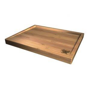 Lurch KITCHEN Blok - Duża Deska do Krojenia z Drewna Bmbusowego