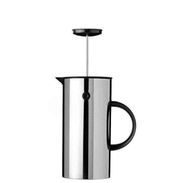 Stelton EM77 Zaparzacz Tłokowy do Kawy typu French Press - Stalowy