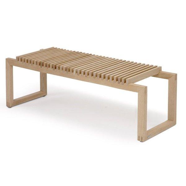 Skagerak CUTTER Ławka 120 cm Drewno Dębowe