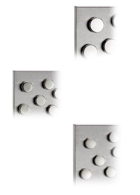 Work - Muro Magnesy do Tablic Stalowe 32 mm
