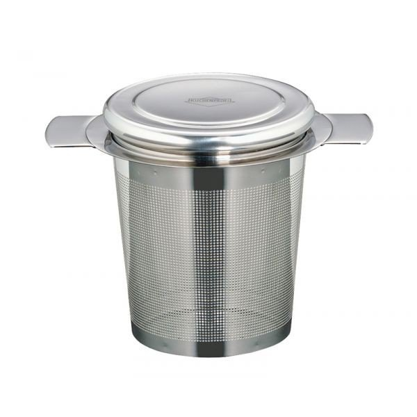 Küchenprofi - Zaparzacz Stalowy z Przykrywką