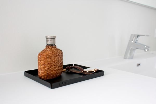 NUR Design Studio TRAY Tacka Mała - Taca Small - Biała