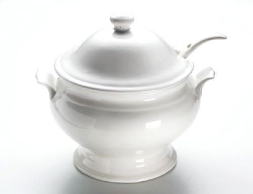 Maxwell Williams - Waza do zupy Biała Porcelana