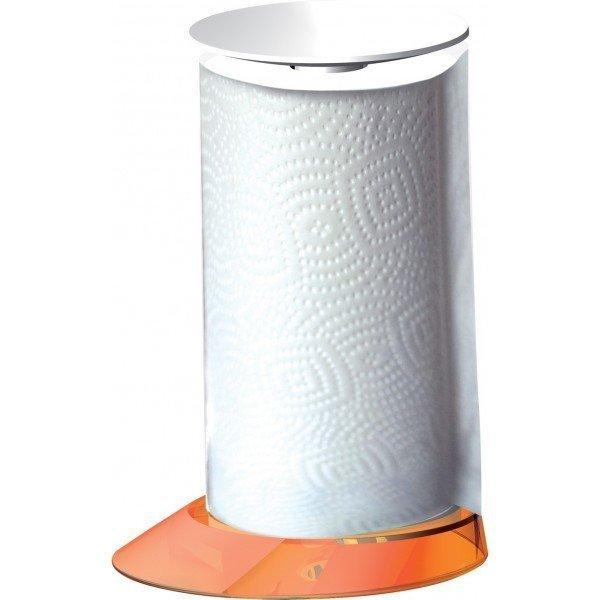 Casa Bugatti GLAMOUR Stojak na Ręczniki Papierowe Pomarańczowy