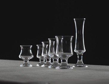 Holmegaard SKIBSGLAS Kieliszek do Wódki, Likieru 30 ml