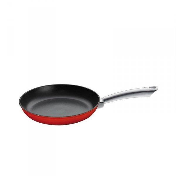 Küchenprofi PROVENCE Patelnia Żeliwna 24 cm Czerwona