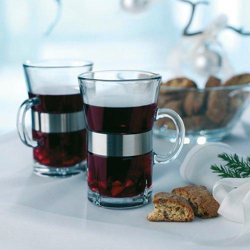 Rosendahl GRAND CRU Szklanki do Kawy lub Herbaty 240 ml 2 Szt.