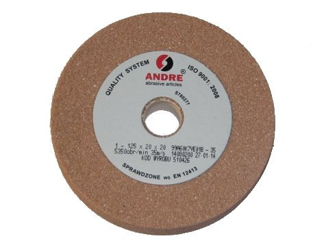Kamień  Szlifierski 200x20 /32  99av  czerwony Andre