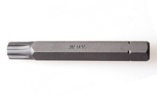 BIT KOŃCÓWKA RIBE 9x75x10mm JONNESWAY