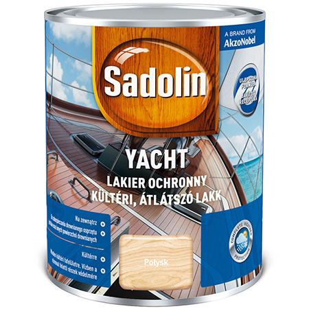 SADOLIN LAKIER YACHT POŁYSK 0,75