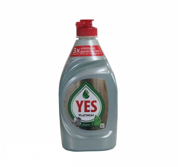Yes Platinum Original płyn do mycia naczyń 400 ml
