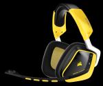 Corsair Void Wireless Dolby 7.1 RGB Yellowjacket