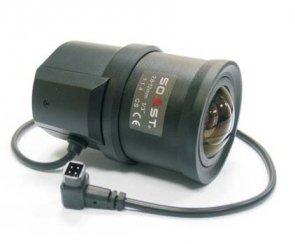 15-L2812ZD Obiektyw szklany 1/3'', zmienna ogniskowa 2.8~12 mm, F1.4